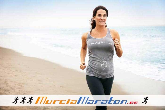 Correr en el Embarazo