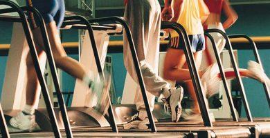 Correr en Cinta