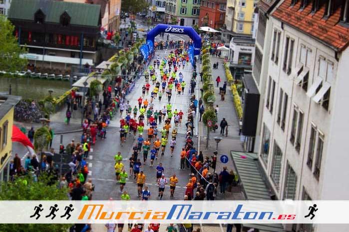 Reglas del Maratón