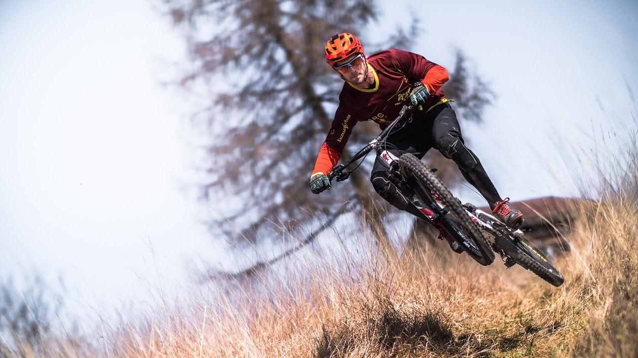 habilidades básicas de ciclismo de montaña
