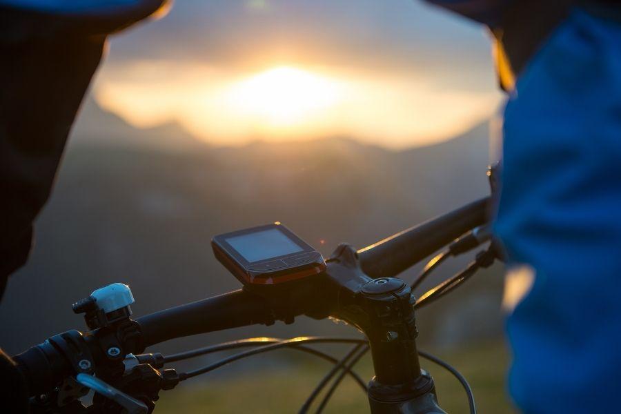 Dispositivo GPS para bicicletas