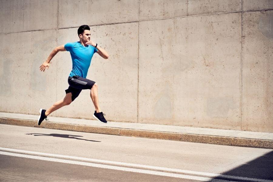 Sprints o Intervalos de 30 Segundos