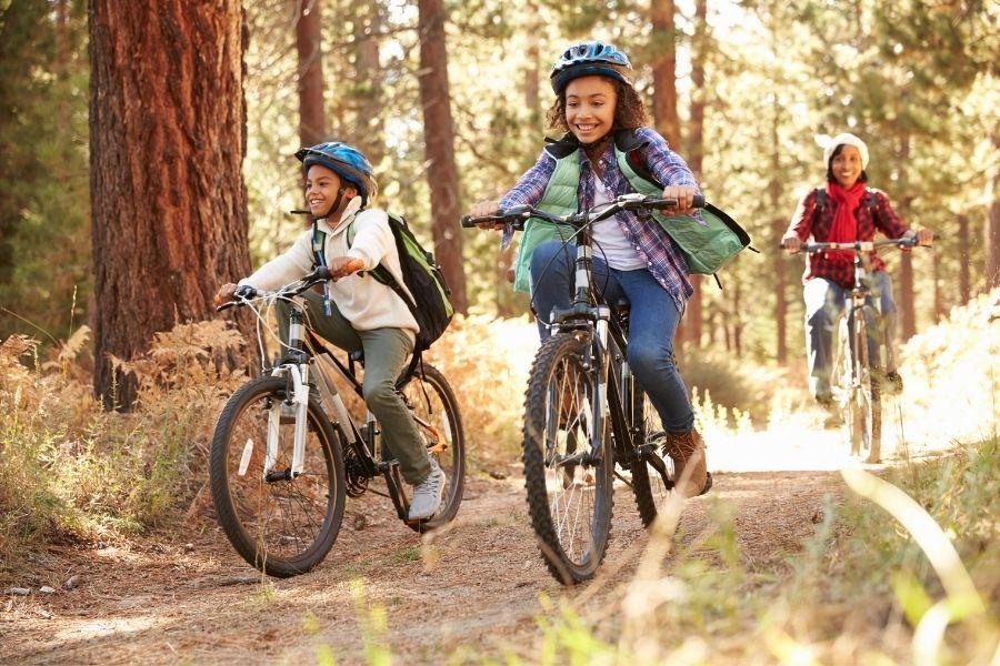 Andar en bicicleta mejora el funcionamiento cognitivo