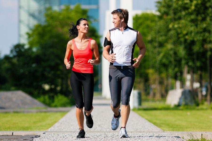 Beneficios para la salud de correr y trotar