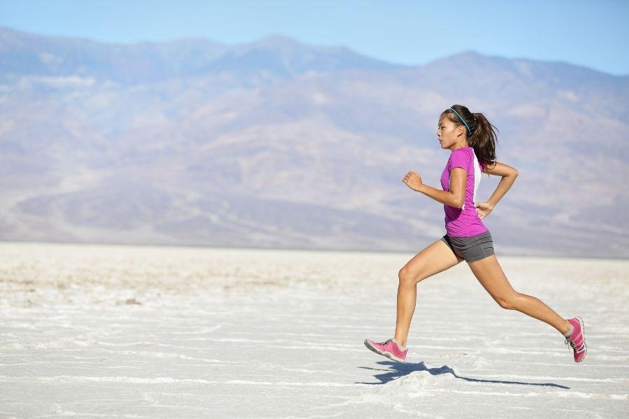 La Diferencia entre Correr y Trotar