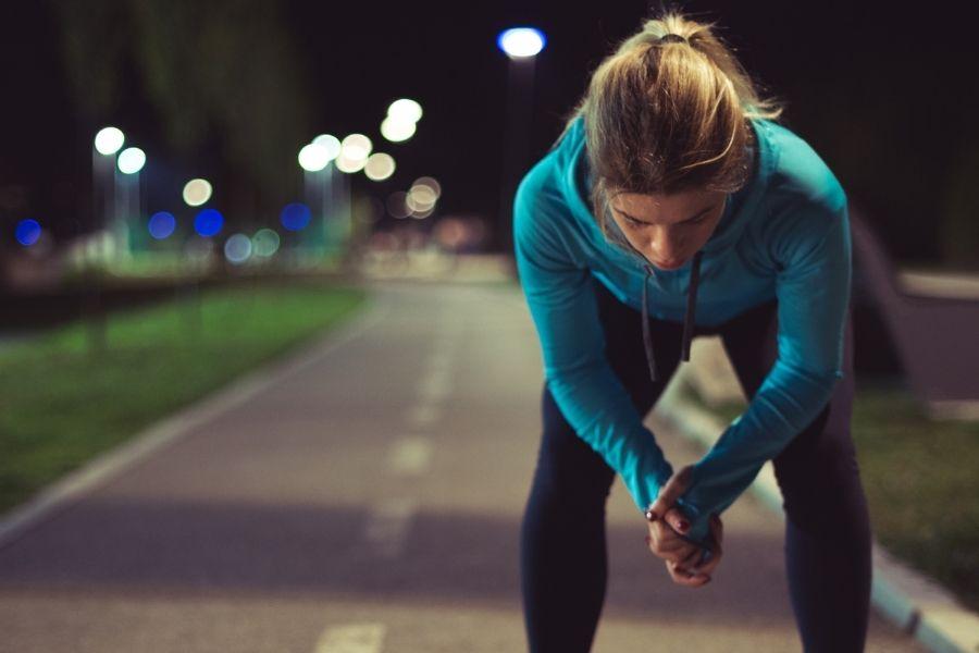 Sentir Náuseas Después de Correr